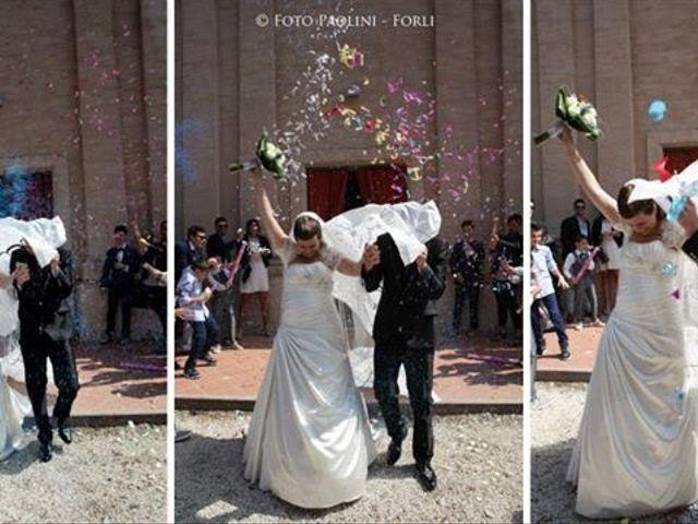 Il matrimonio di Veronica e Michel a Cesena, Forlì-Cesena 19