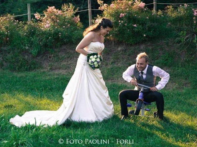 Il matrimonio di Veronica e Michel a Cesena, Forlì-Cesena 23
