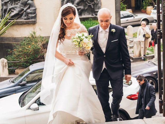 Il matrimonio di Dino e Claudia a Catania, Catania 14
