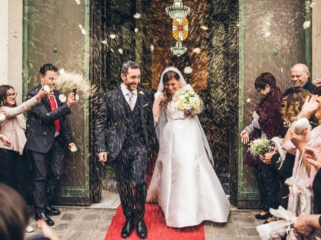 Il matrimonio di Dino e Claudia a Catania, Catania 25