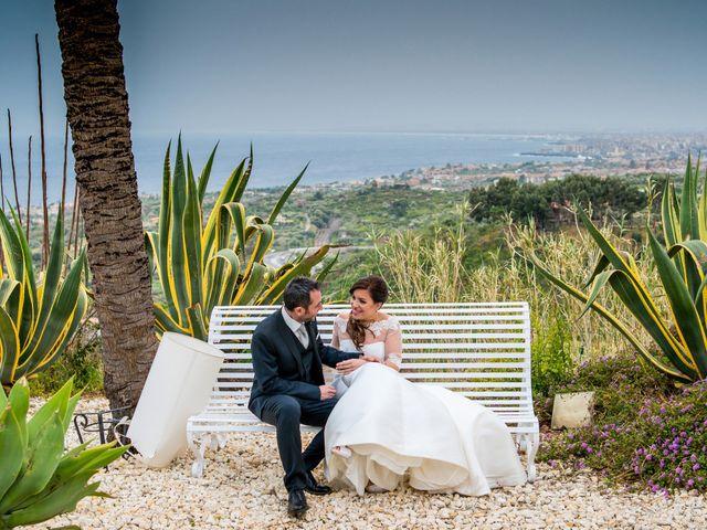 Il matrimonio di Dino e Claudia a Catania, Catania 29