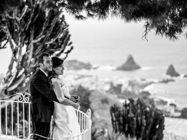 Il matrimonio di Dino e Claudia a Catania, Catania 30