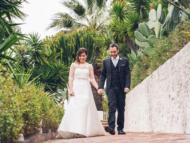 Il matrimonio di Dino e Claudia a Catania, Catania 31