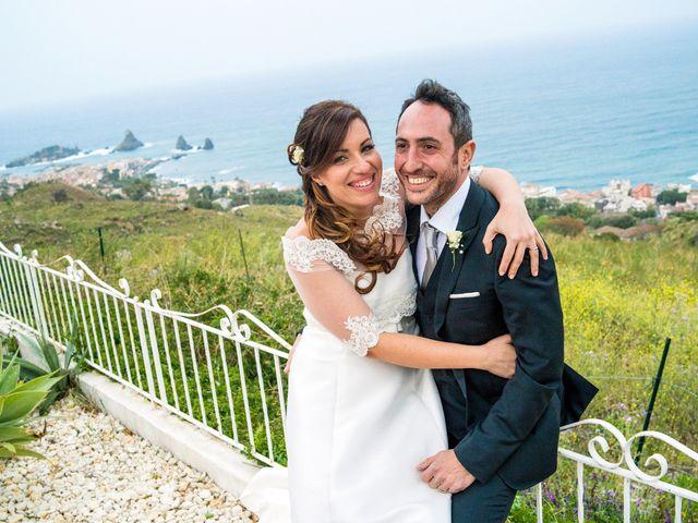 Il matrimonio di Dino e Claudia a Catania, Catania 32