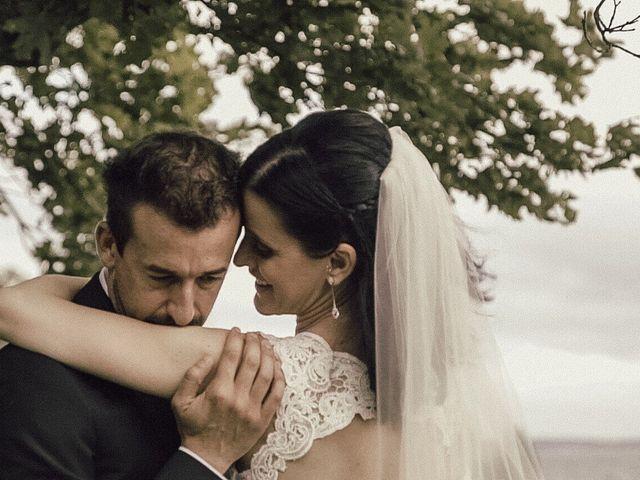 le nozze di Kate e Fabrizio