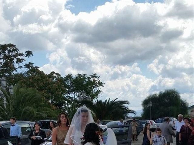 Il matrimonio di Daniela e Antonio a Terranova da Sibari, Cosenza 5