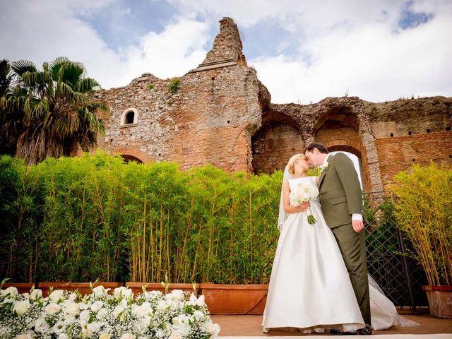 Il matrimonio di Noah e Naomi a Taormina, Messina 16