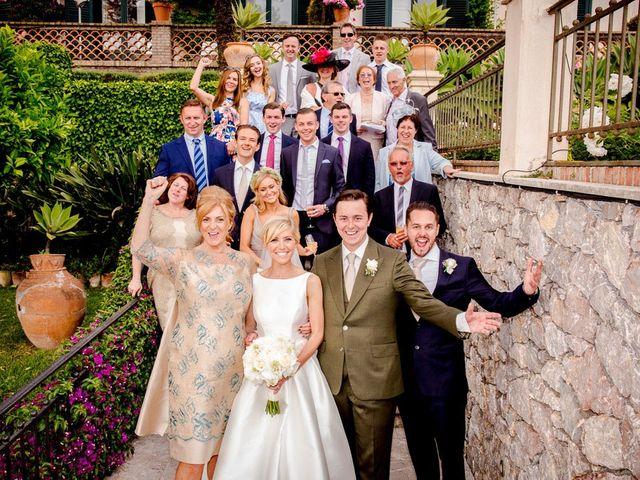 Il matrimonio di Noah e Naomi a Taormina, Messina 21