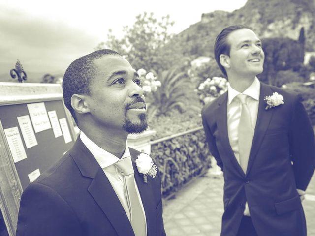 Il matrimonio di Noah e Naomi a Taormina, Messina 30