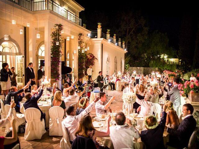 Il matrimonio di Noah e Naomi a Taormina, Messina 43