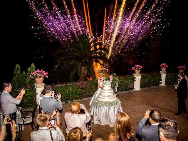 Il matrimonio di Noah e Naomi a Taormina, Messina 44