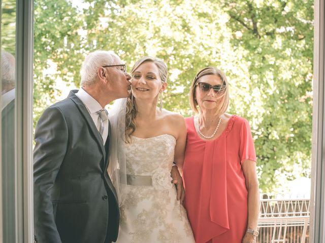 Il matrimonio di Fabio e Renata a Verona, Verona 59