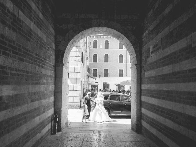 Il matrimonio di Fabio e Renata a Verona, Verona 60