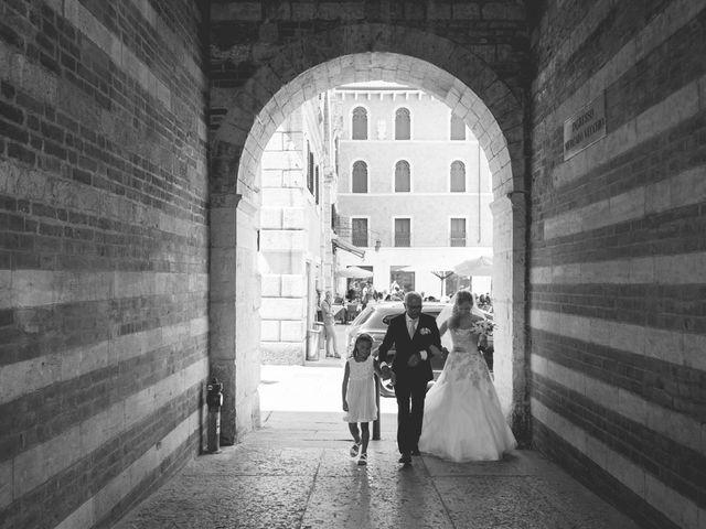 Il matrimonio di Fabio e Renata a Verona, Verona 61
