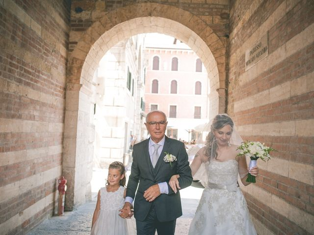 Il matrimonio di Fabio e Renata a Verona, Verona 62