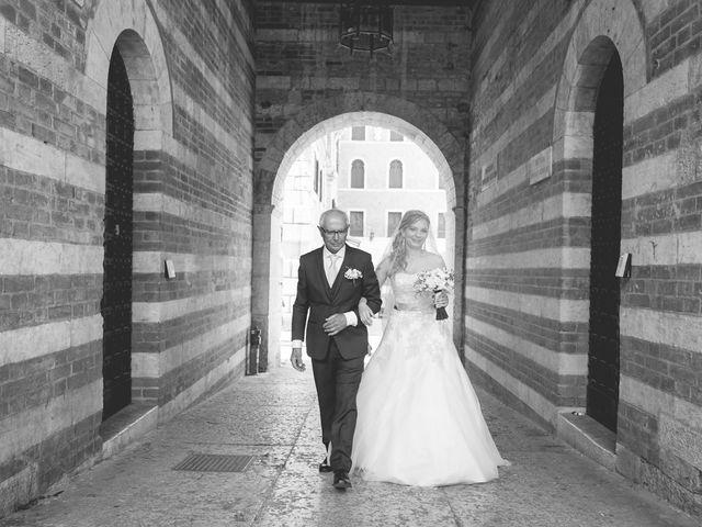 Il matrimonio di Fabio e Renata a Verona, Verona 63
