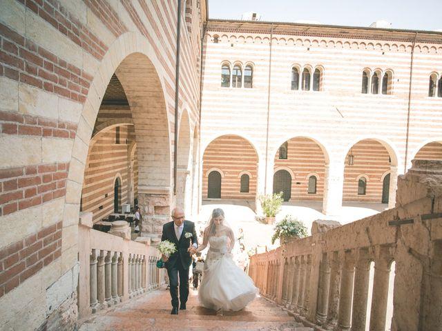 Il matrimonio di Fabio e Renata a Verona, Verona 64