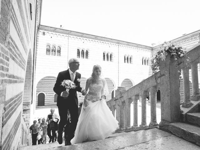 Il matrimonio di Fabio e Renata a Verona, Verona 65