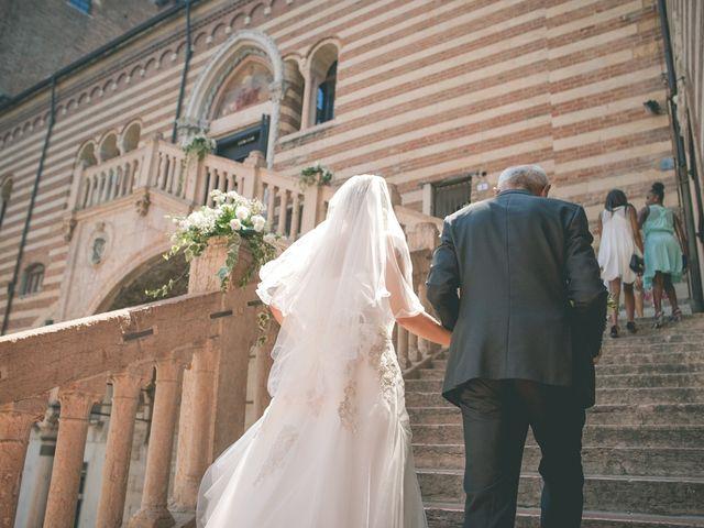 Il matrimonio di Fabio e Renata a Verona, Verona 66