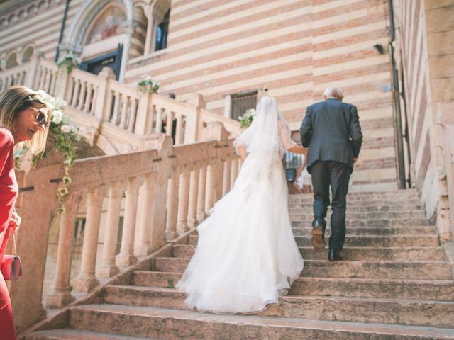 Il matrimonio di Fabio e Renata a Verona, Verona 67