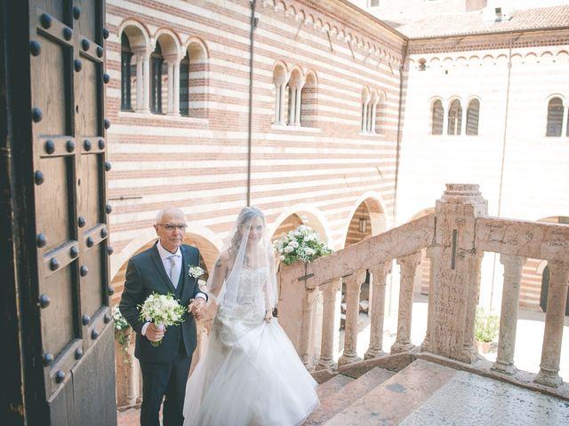 Il matrimonio di Fabio e Renata a Verona, Verona 68