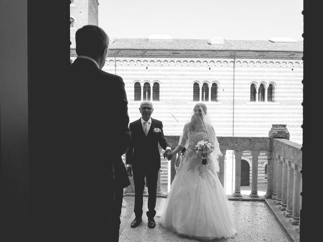 Il matrimonio di Fabio e Renata a Verona, Verona 70