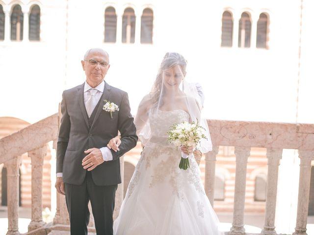 Il matrimonio di Fabio e Renata a Verona, Verona 73
