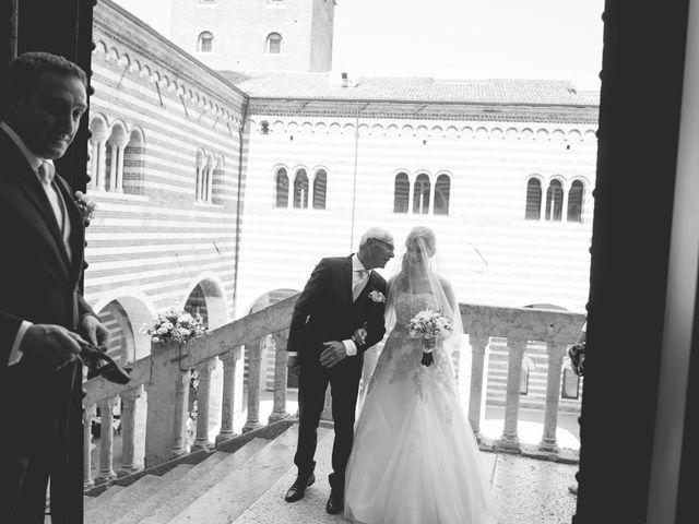 Il matrimonio di Fabio e Renata a Verona, Verona 75