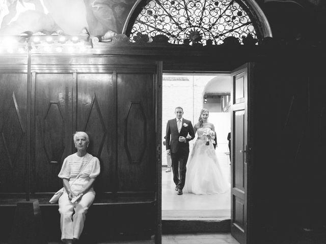 Il matrimonio di Fabio e Renata a Verona, Verona 79