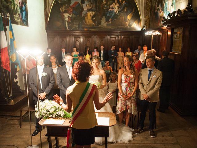 Il matrimonio di Fabio e Renata a Verona, Verona 81