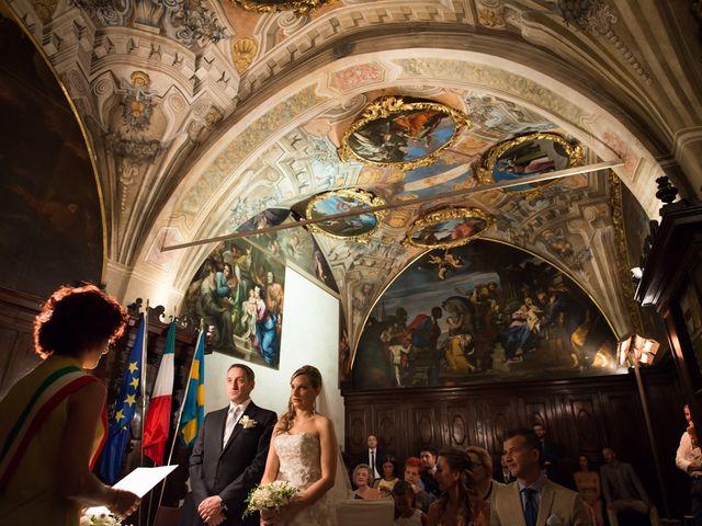 Il matrimonio di Fabio e Renata a Verona, Verona 84