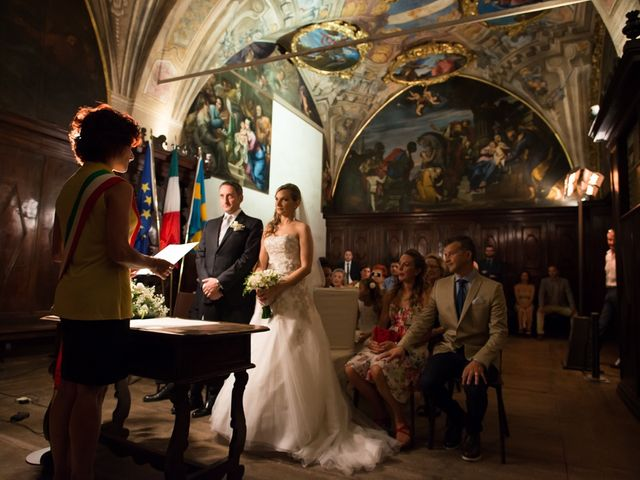 Il matrimonio di Fabio e Renata a Verona, Verona 86