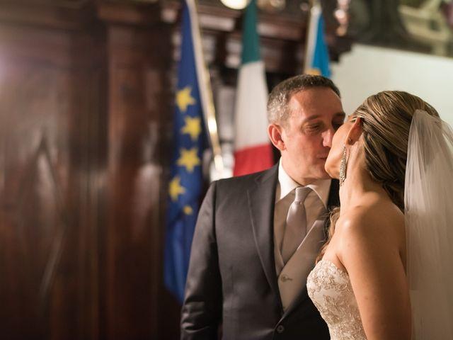 Il matrimonio di Fabio e Renata a Verona, Verona 90
