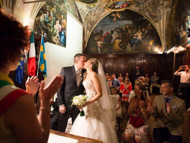 Il matrimonio di Fabio e Renata a Verona, Verona 91