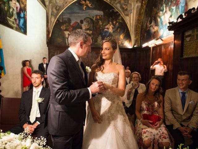 Il matrimonio di Fabio e Renata a Verona, Verona 95