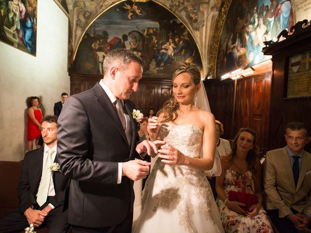 Il matrimonio di Fabio e Renata a Verona, Verona 97