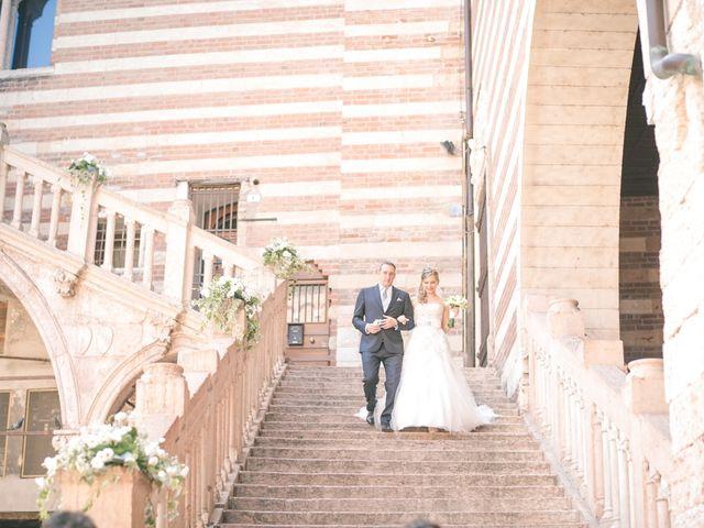 Il matrimonio di Fabio e Renata a Verona, Verona 109