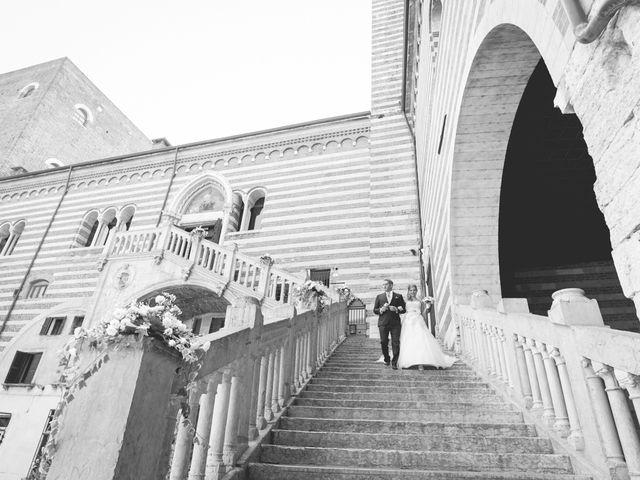 Il matrimonio di Fabio e Renata a Verona, Verona 110