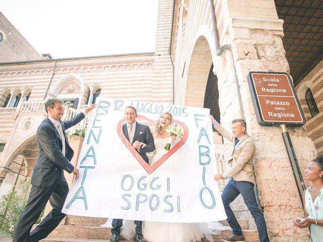 Il matrimonio di Fabio e Renata a Verona, Verona 112