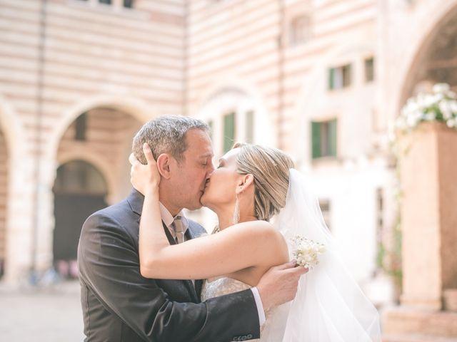 Il matrimonio di Fabio e Renata a Verona, Verona 116