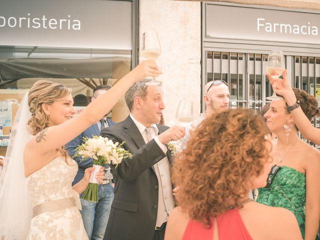 Il matrimonio di Fabio e Renata a Verona, Verona 118