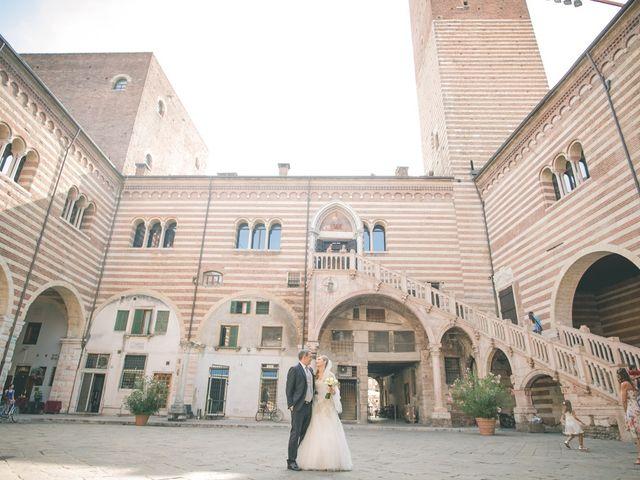 Il matrimonio di Fabio e Renata a Verona, Verona 129