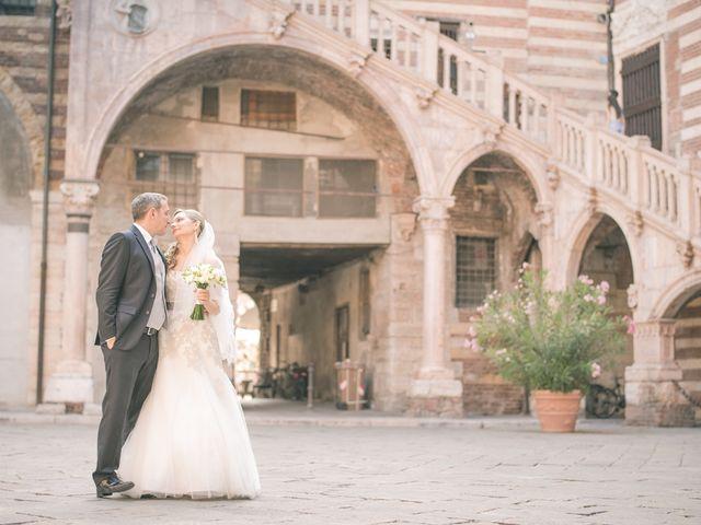 Il matrimonio di Fabio e Renata a Verona, Verona 130