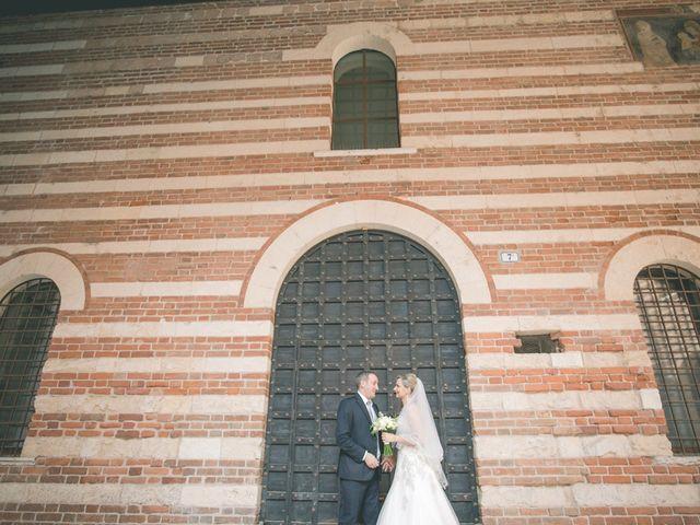 Il matrimonio di Fabio e Renata a Verona, Verona 131