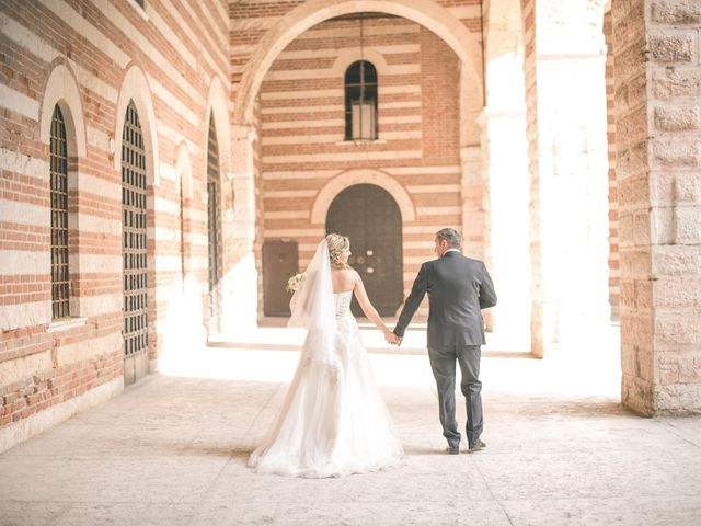 Il matrimonio di Fabio e Renata a Verona, Verona 132
