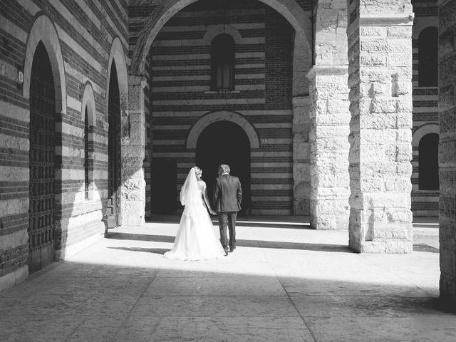Il matrimonio di Fabio e Renata a Verona, Verona 1