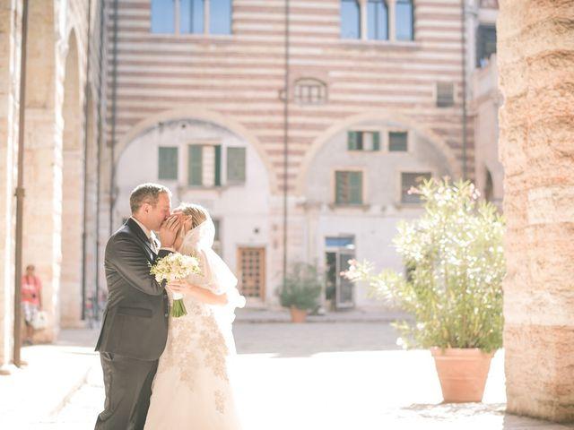 Il matrimonio di Fabio e Renata a Verona, Verona 134