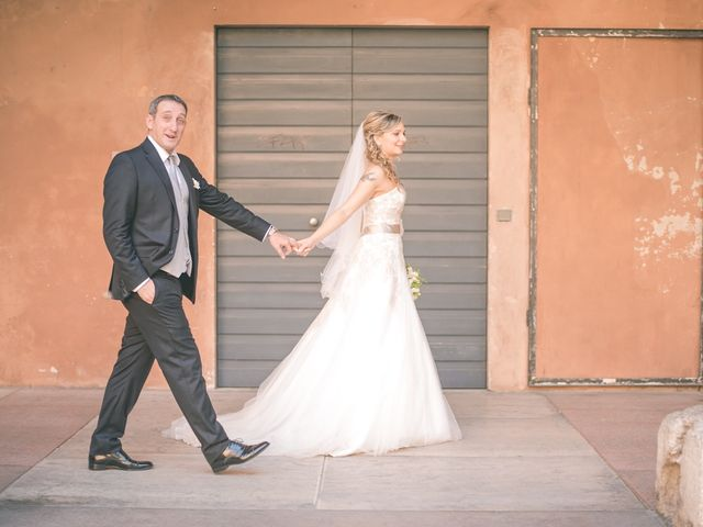 Il matrimonio di Fabio e Renata a Verona, Verona 136