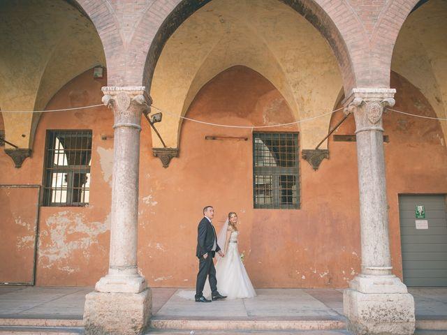 Il matrimonio di Fabio e Renata a Verona, Verona 137