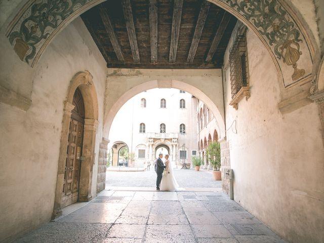 Il matrimonio di Fabio e Renata a Verona, Verona 138